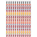 Football Pencils 12ct
