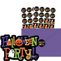 Happy Halloween Invitations 20ct