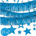 Blue Foil Decorating Kit 21ct