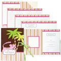 Queen of the Jungle Baby Shower Keepsake Book