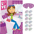 Glitzy Girl Party Game