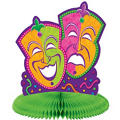 Mardi Gras Decorating Kit 10pc