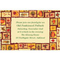 Fall Objects Pattern Custom Invitation