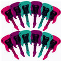 Rocker Girl Paddle Balls 12ct