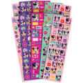 Minnie Mouse Sticker Value Pack 5 Sheets