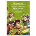 Woody and Friends Custom Invitation