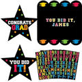 Personalized Graduation Cutouts 3ct