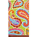 Paisley Bright Hand Towels 16ct