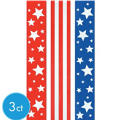 Flag Ribbon 30in 3ct