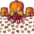 Fall Fringe Table Decorating Kit 27pc