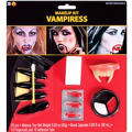 Deluxe Vampiress Makeup Kit