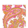 Peppermint Paisley Lunch Napkins 16ct