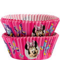 Minnie Mouse Baking Cups 50ct