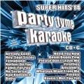 Super Hits 14 Party Tyme Karaoke CD