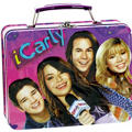 iCarly Lunch Box 7 3/4in