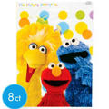 Sesame Street Lootbags 8ct