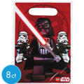 Lego Star Wars Favor Bags 8ct