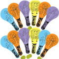 SpongeBob Paddleballs 12ct