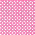 Pink Dot Printed Tissue Paper 8ct