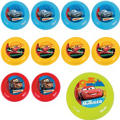 Cars Flying Discs 48ct