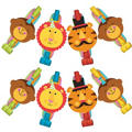 1st Birthday Fisher-Price Circus Blowouts 8ct