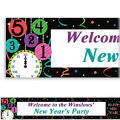 Wild New Year Custom Banner 6ft