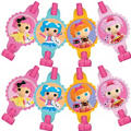 Lalaloopsy Blowouts 8ct
