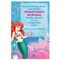 Ariel 2 Custom Invitation