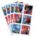 Turbo Stickers 4 Sheets
