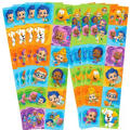 Bubble Guppies Stickers 8 Sheets