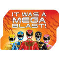 Power Rangers Megaforce Thank You Notes 8ct