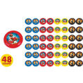 Power Rangers Megaforce Mini Discs 48ct