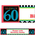 60th Celebration Custom Banner