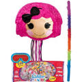 Pull String Crumbs Sugar Cookie Lalaloopsy Pinata Kit