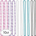 Celebrate Sweet 16 Bead Necklaces 10ct