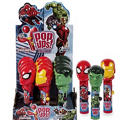 Marvel Superhero Pop-Up Lollipops 12ct