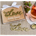 Rustic Love Bottle Opener