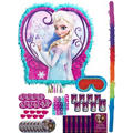 Pull String Anna & Elsa Frozen Pinata Kit with Favors