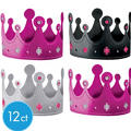Black & Pink Crowns 12ct