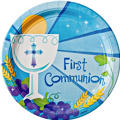 Blue First Communion Part