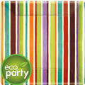 Crafty Stripe Square Party Supplies