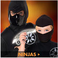 Ninja Weapons & Accessories