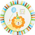 Sweet at One Boys 1st Birthday Party Supplies