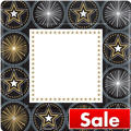 Glitter Starz Personalize It Party Supplies