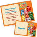 Custom Yo Gabba Gabba! Invitations & Thank You Notes