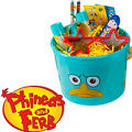 Phineas and Ferb Party Favors