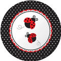 Fancy Ladybug Birthday Party Supplies