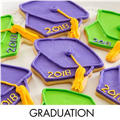 Graduation Bakeware Supplies