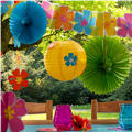 Pretty Party Summer Decorations