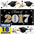 Festive Grad 2015 Graduation Party Supplies